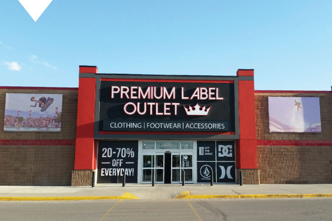 Premium Label Outlet Regina