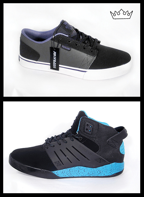 You can get supra shoes at bedtpulriosimp.cf, the official site, or bedtpulriosimp.cf which is another authorized dealer that sells supra.