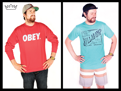 feature friday, mens-obey,-billabong