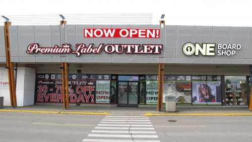 Premium Label Outlet Prince George