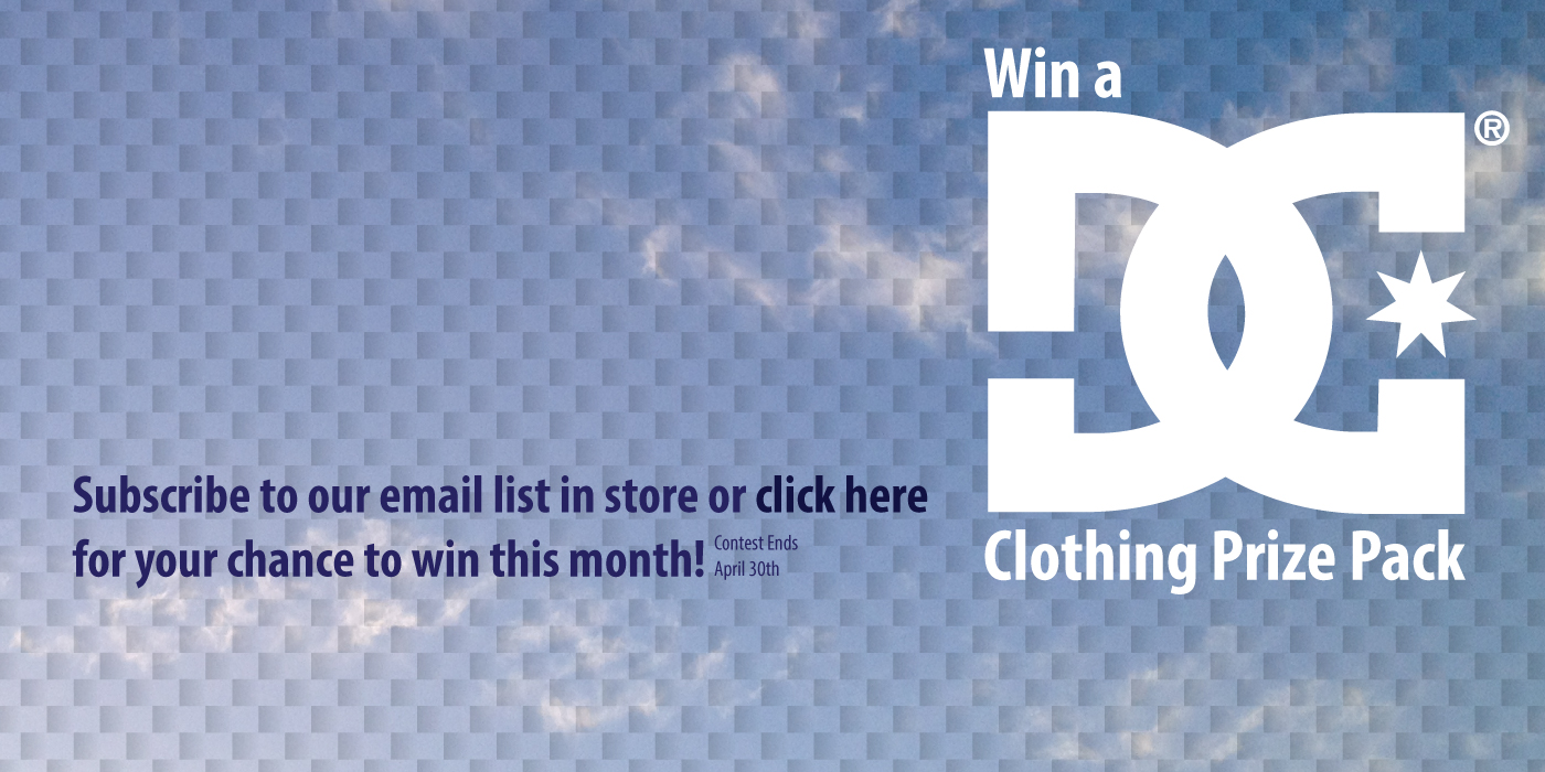 DC Clothing Prize Pack