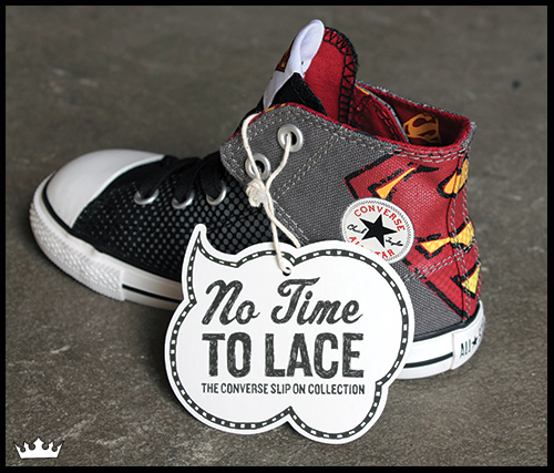 converse no time to lace kids