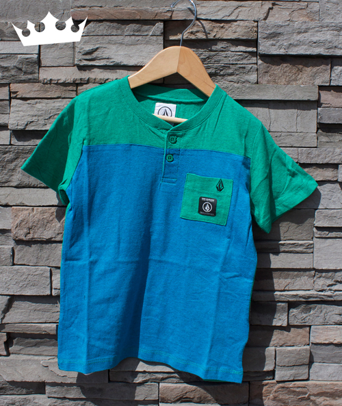 Blue-and-Green-Tee