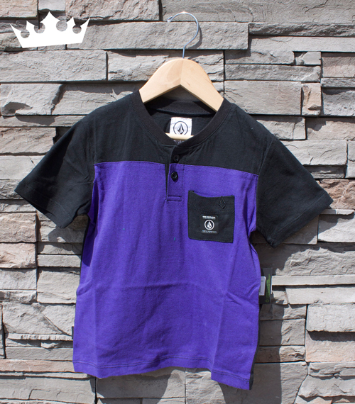 Purple-and-Black-tee
