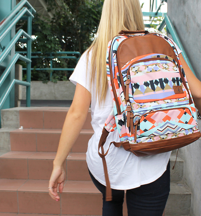 Volcom-Backpack