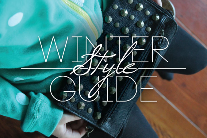 Winter Style & Gift Guide