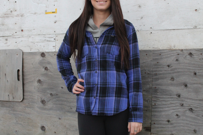 Women's Hurley Flannel