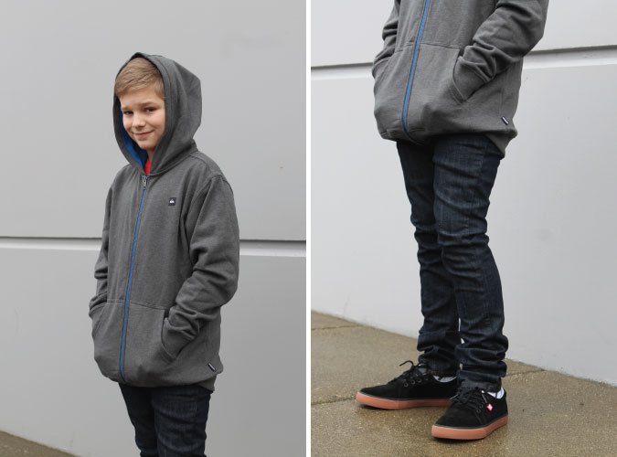Boy's Quiksilver Premium Label Outlet Langley