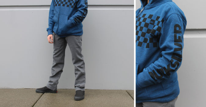 Boy's Quiksilver Premium Label Outlet Feature Friday