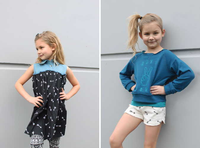 Girl's Billabong & Roxy Feature Friday Premium Label Outlet Prince George