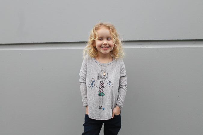 Girl's Roxy Feature Friday Premium Label Outlet