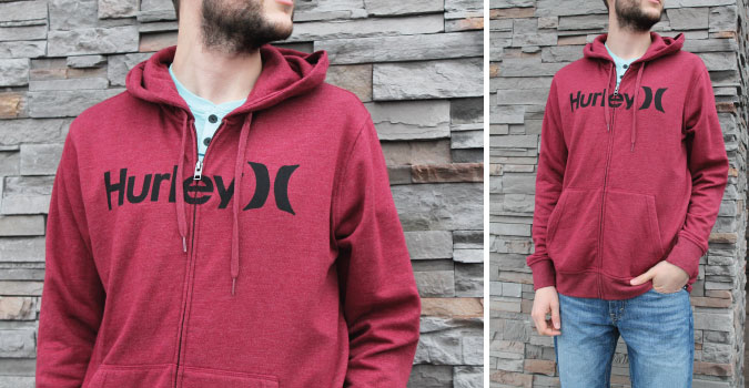 Men's Hurley Feature Friday Premium Label Outlet