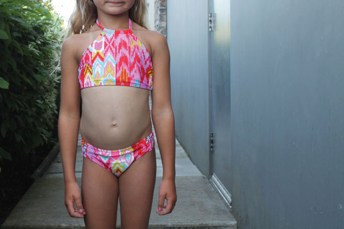 Girl's Billabong Bathing Suits