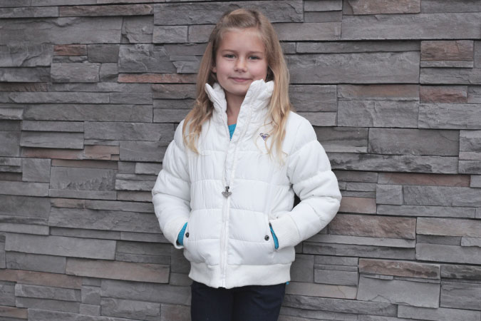 Girl's Roxy Jacket Premium Label Feature Friday