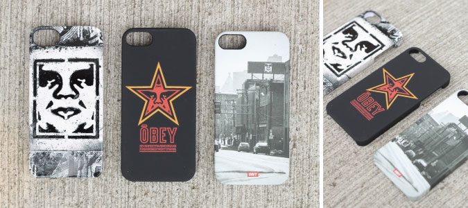 Obey Phone Cases