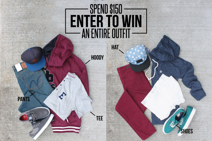 Win An Outfit from Premium Label Outlet!