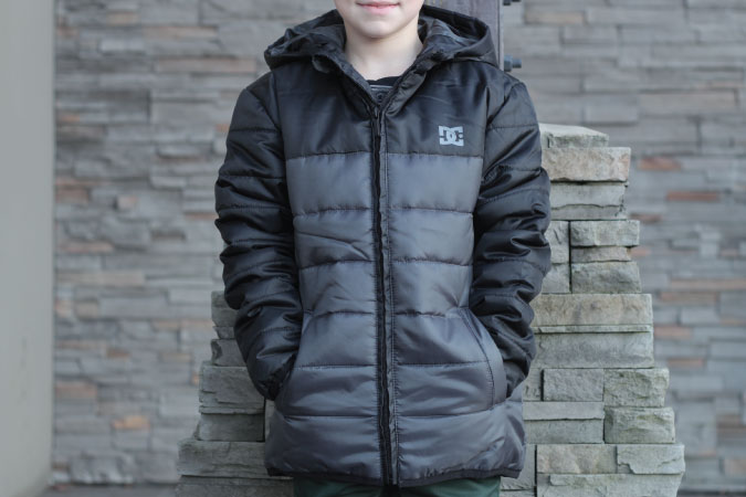 Boy's DC Jacket