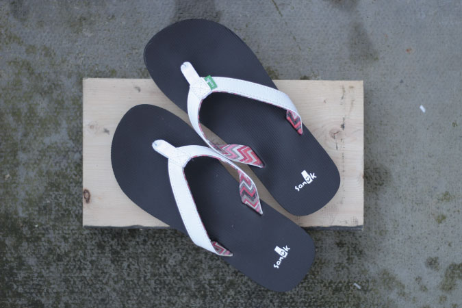 Women's Feature Friday - Sanuk Sandals
