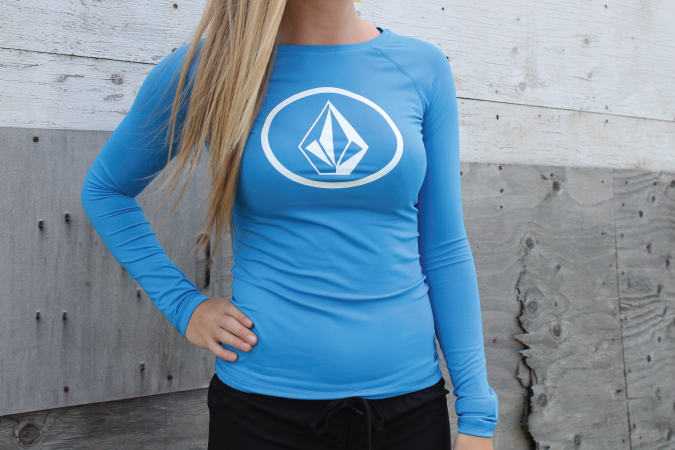 Women's Volcom Rashguards