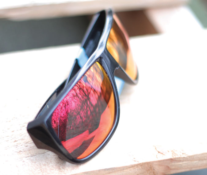Men's Dot Dash Sunglasses