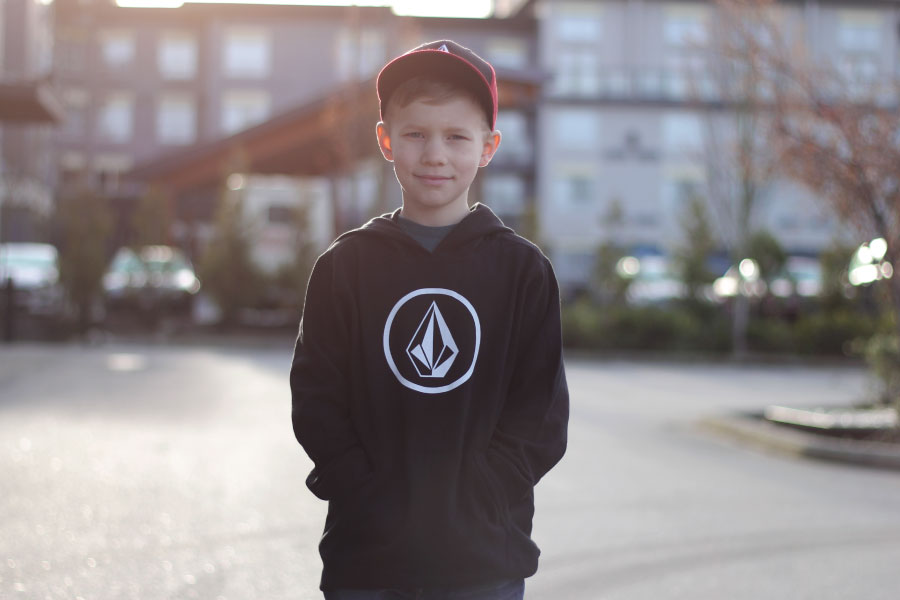 Boy's Volcom Feature Friday