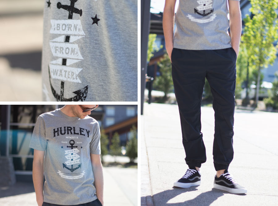 Men's Hurley Feature Friday