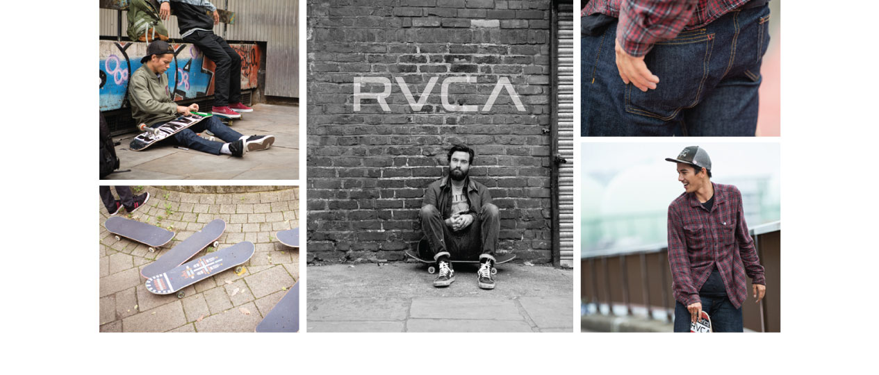 RVCA Premium Label Outlet