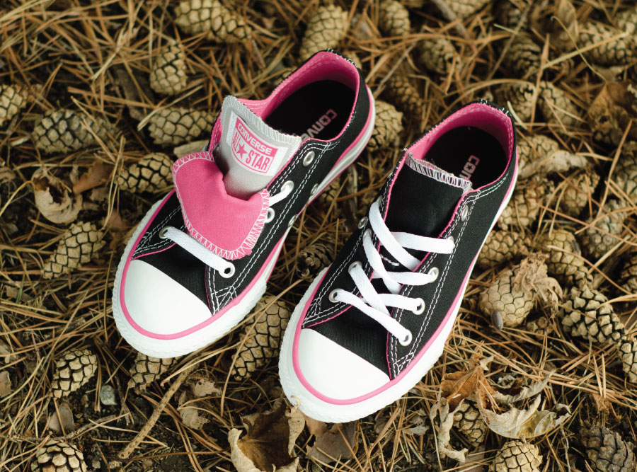 youth girls converse