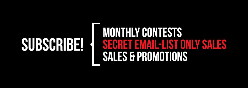 Subscribe to The Premium Label Outlet Email List