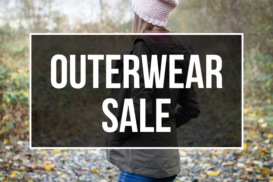 Premium Label Outerwear Sale