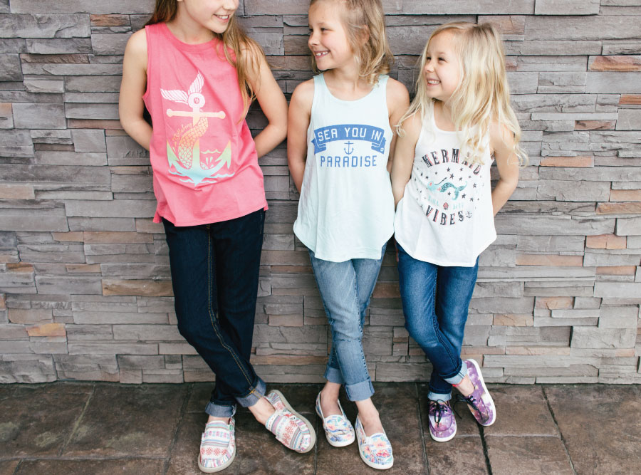Girls Billabong