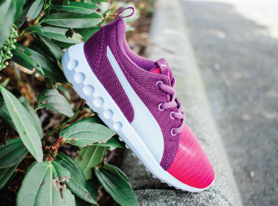 Girls Puma Shoes