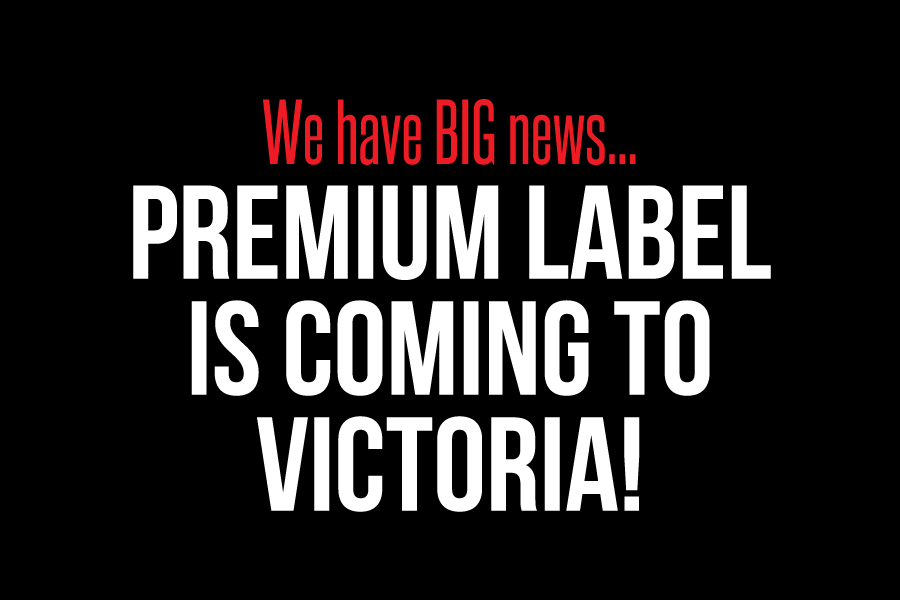 Premium Label is coming to Victoria to Uptown Shopping Centre