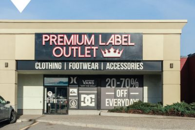 Premium Label Outlet Kelowna