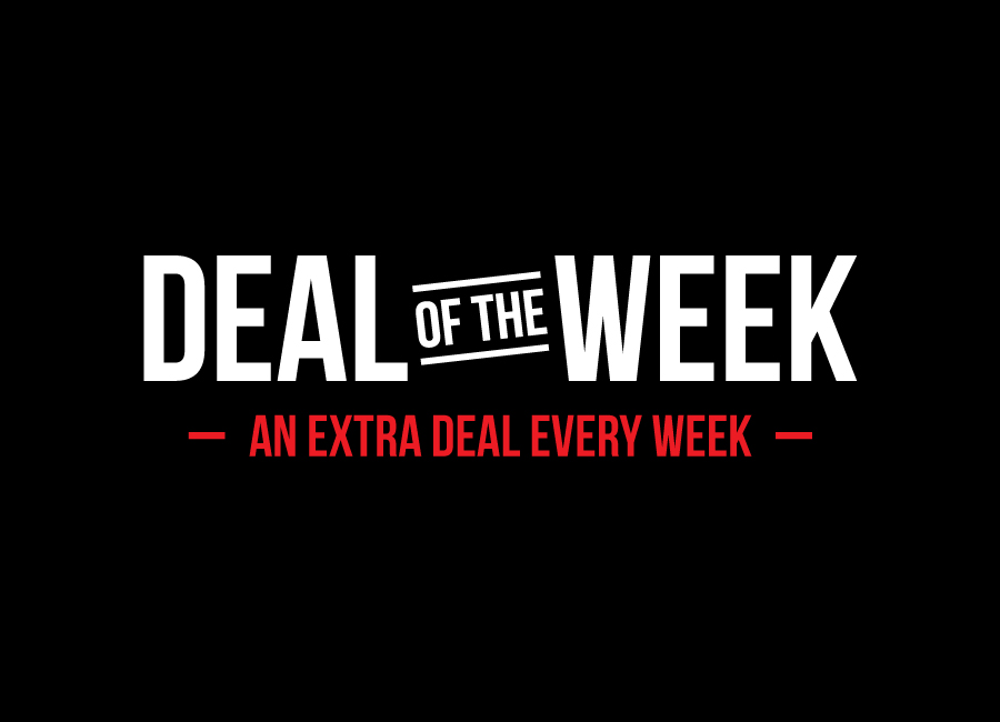 Deal of the week at Premium Label Outlet
