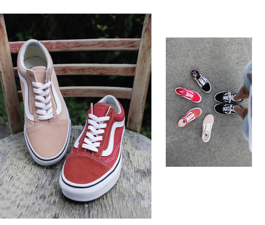Vans Old School for women at OUTLET PRICES