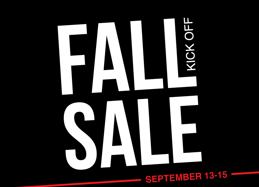 Premium Label FALL SALE