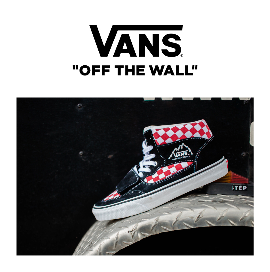 Vans Shoes at OUTLET PRICES