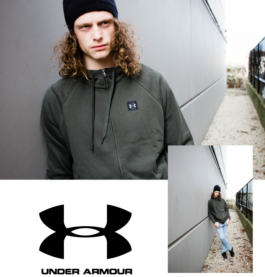 under armour shoes & jacket