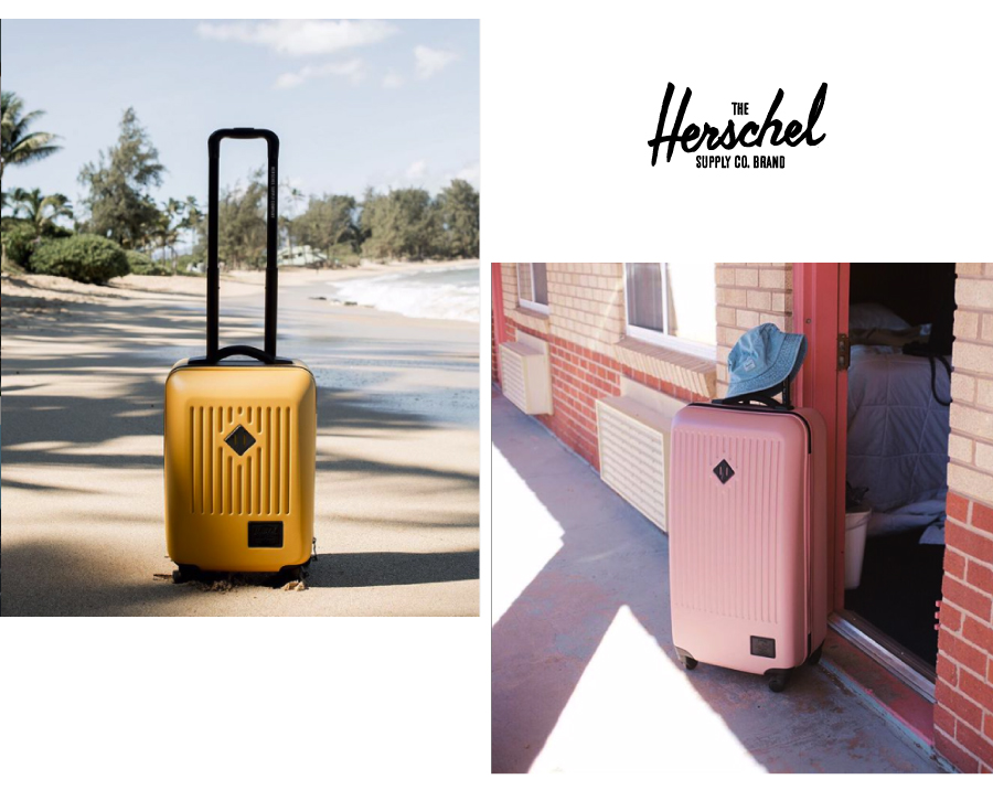 Herschel luggage