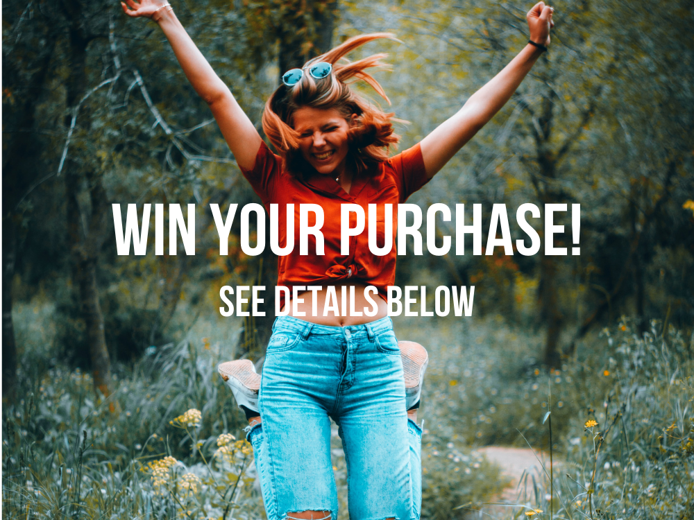 win your purchase!
